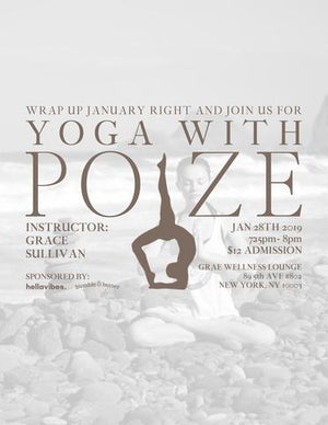 Yoga with Poize