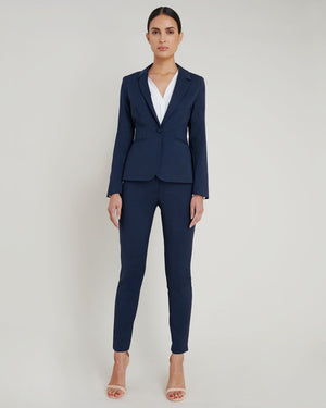 Taylor Suit Navy Pants
