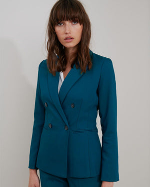 Adley Suit Double Breasted Blazer