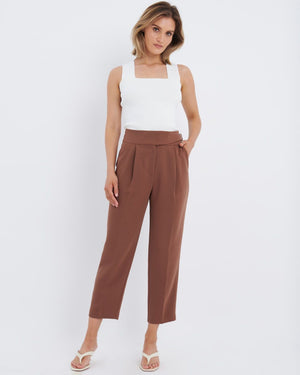 Lexi Suit Side Buckle Pants