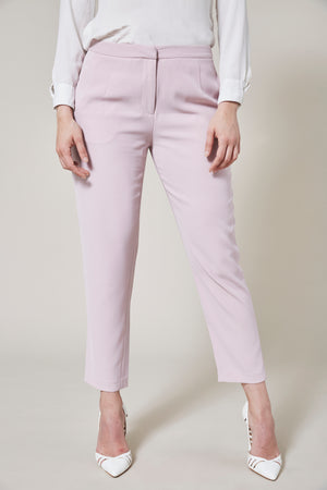 Rose Belted Suit Pants By Aris