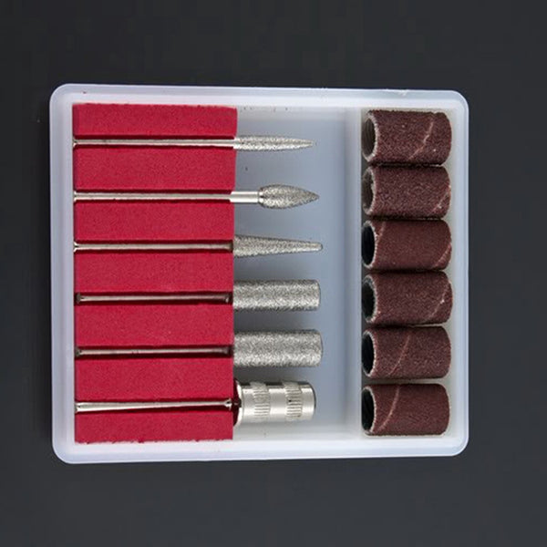 3/32 Nail Drill Bits Set Accessories Tool Kit