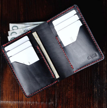 "The ""BIG"" - BUTTERO LEATHER WALLET"