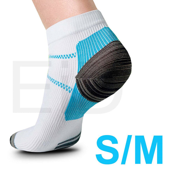 Foot Pad Varicose Veins Compression Socks for Plantar Fasciitis Heel Spurs Arch Pain Socks Venous Ankle Sock Foot Care Insoes