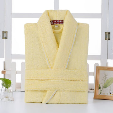 Towel Terry Robe