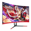 "Factory Direct Curved Screen Led Computer Monitor Desktop IPS FHD 24"" Inch Pc Monitor"