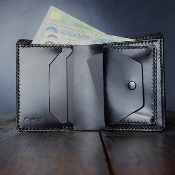 "The ""Long2"" - Buttero Leather Wallet"