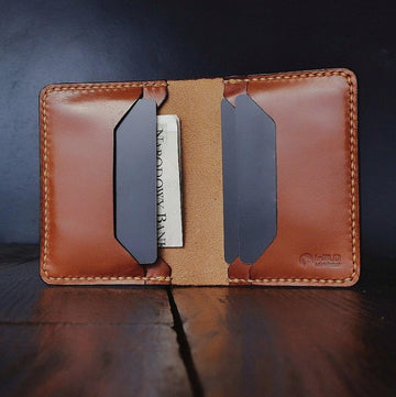 "The ""Wide"" - Buttero Leather Wallet"