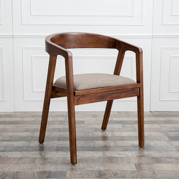 Nordic Creative Solid Wood Dining Chairs