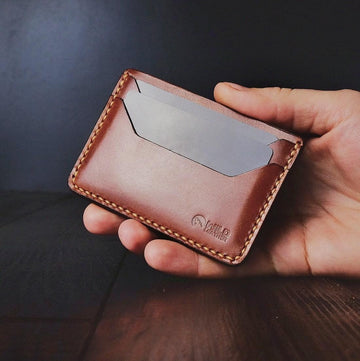 "The ""Mini"" - Buttero Leather Wallet"