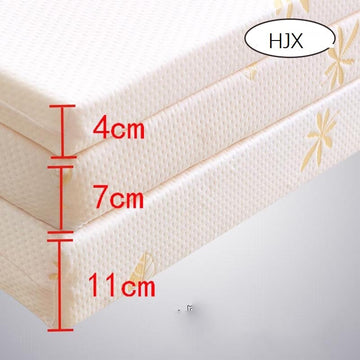 HJX 100% Memory Foam Mattress
