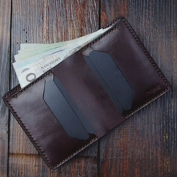 "The ""Long"" - Buttero Leather Wallet"