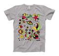 Joan Miro Peces De Colores Artwork T-Shirt