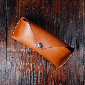 "The ""Sunglasses Case"" -  Leather Sunglasses Case"