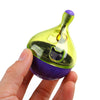 Interactive Dog Toy for Dogs Food Treat Ball Bowl Toy Puppy Dogs Feed Pet Playing Toys Funny Pet Shaking Leakage Food Container