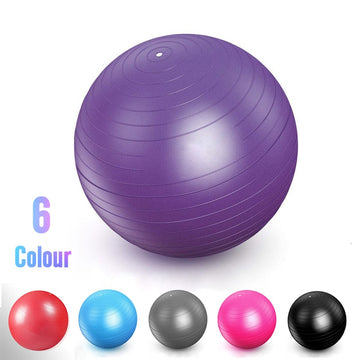 55-75cm Thickening Pilates Yoga Balls