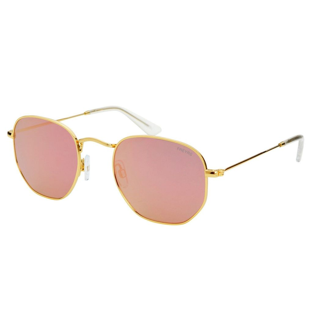 Alex Sunglasses- Gold
