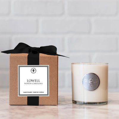 Lowell EllaB Candle