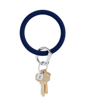 The Neutral Silicone Big O Key Ring