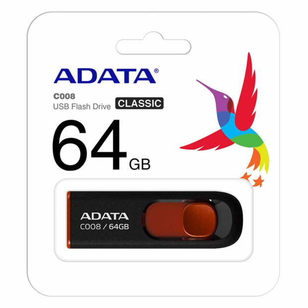 Adata C008 Sliding USB Flash Drive