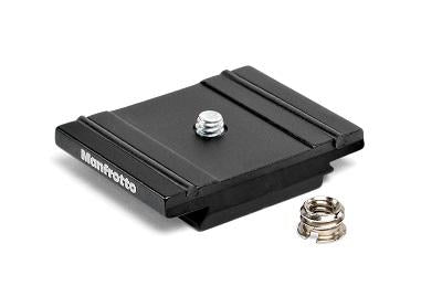 Manfrotto 200PL Plate Aluminium RC2 Arcaswiss