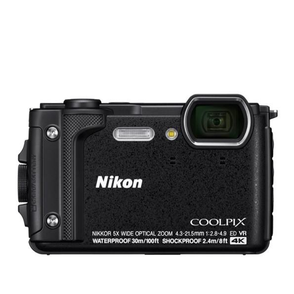 Nikon Coolpix W300 Black with Silicone Jacket