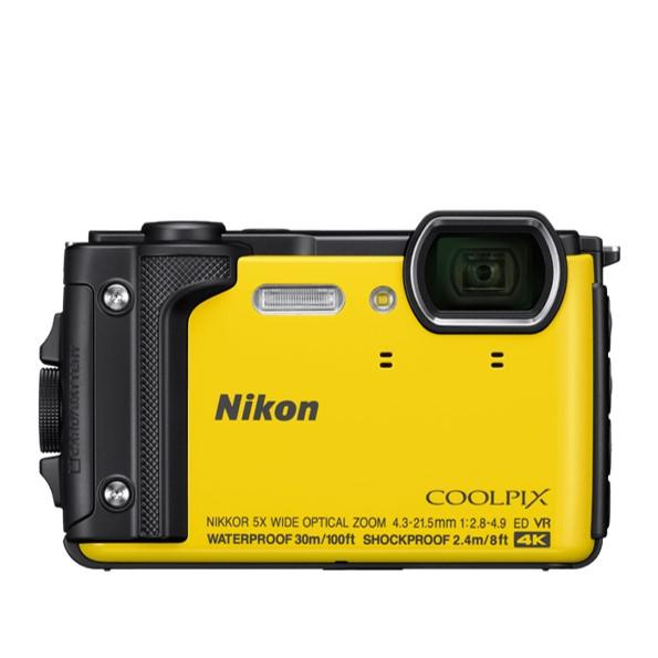 Nikon Coolpix W300 Yellow with Silicone Jacket