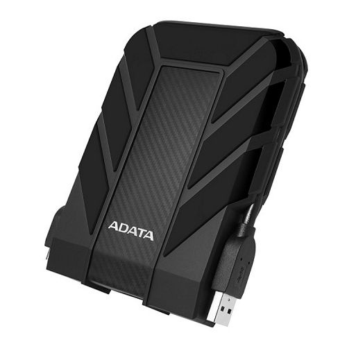Adata HD710P Waterproof 1TB USB 3.1 Hard Drive Black