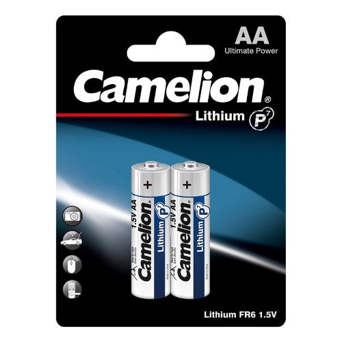 Camelion Lithium AA (2 Pack)