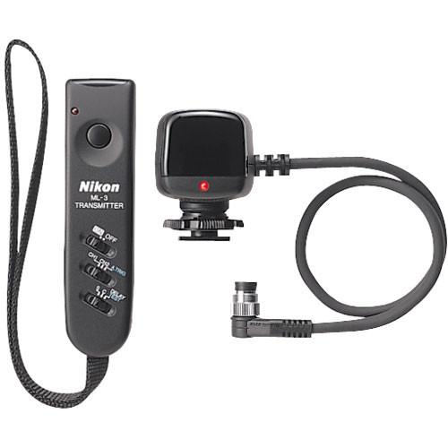 Nikon ML-3 Modulite Remote (10 Pin)