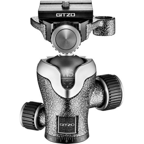 Gitzo Centre Ball Head Traveller, Quick Release, Series 1