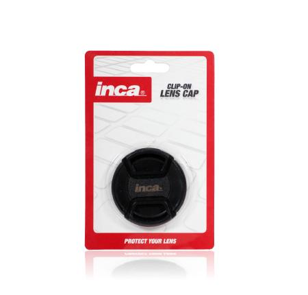 Inca 40.5mm Lens Cap Clip On