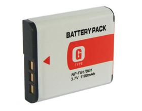Inca Sony NP-BG1/FG1 Compatible Battery