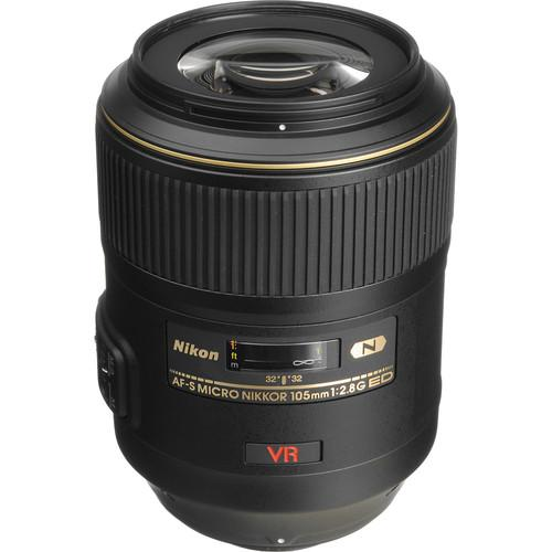 Nikon AF-S 105mm F2.8G Micro If ED VR