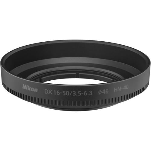 Nikon HN-40 Lens Hood For Nikkor Z DX 16-50mm