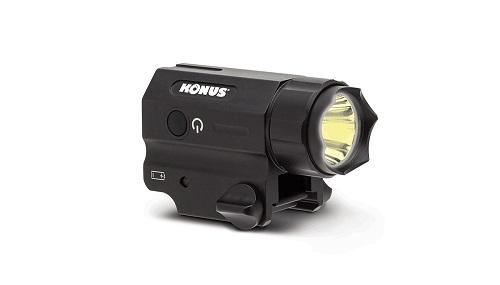 Konus Konuslight-TL Waterproof Rail Mount Torch