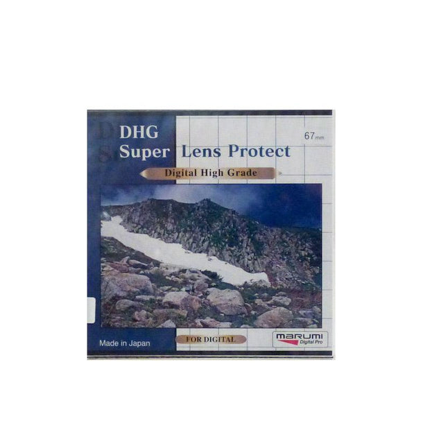 Marumi DHG Super Lens Protect 67mm