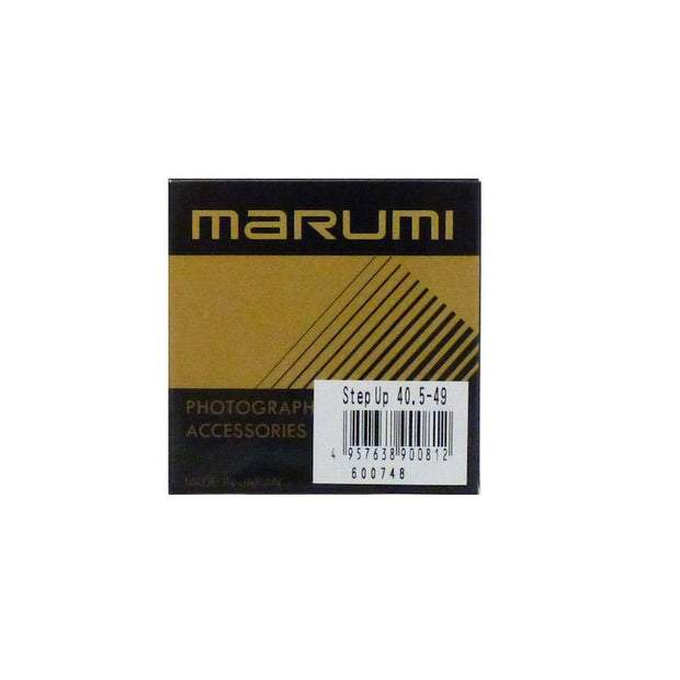 Marumi Step Up Ring 40.5-49mm