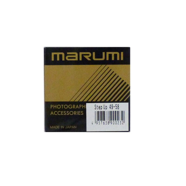 Marumi Step Up Ring 49-58mm