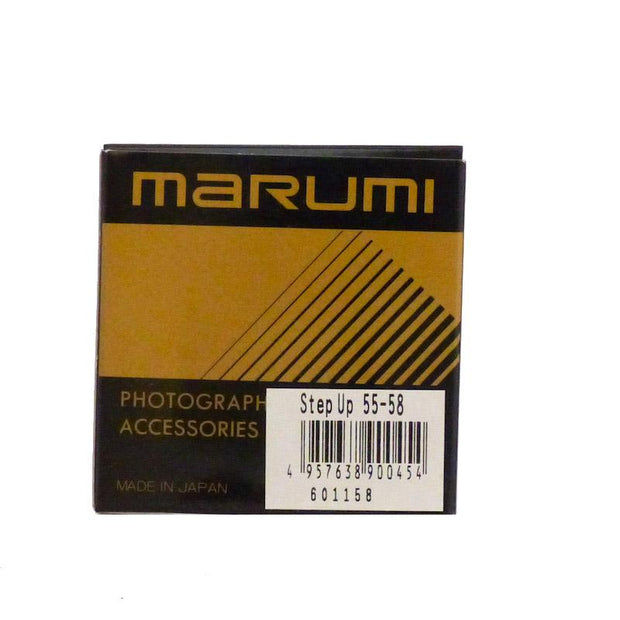Marumi Step Up Ring 55-58mm
