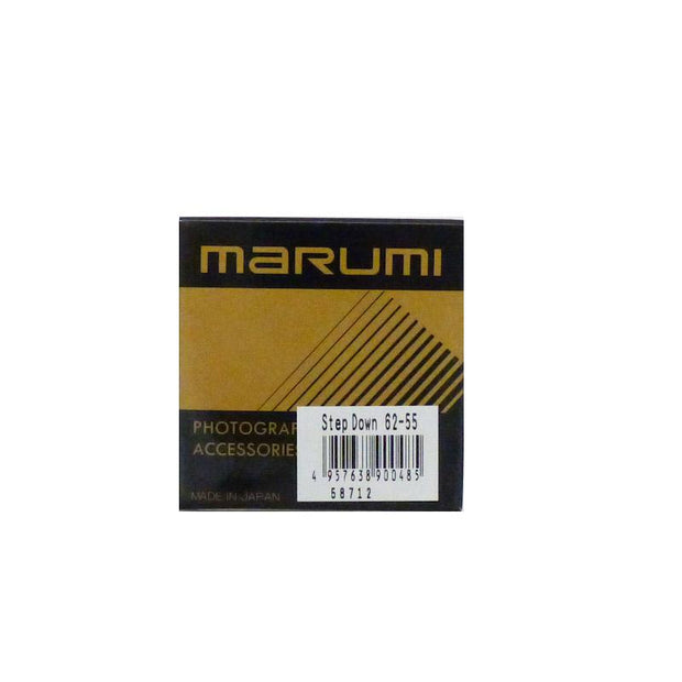 Marumi Step Down Ring 62-55mm