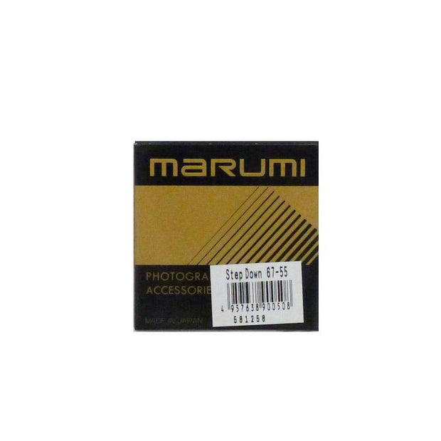 Marumi Step Down Ring 67-55mm