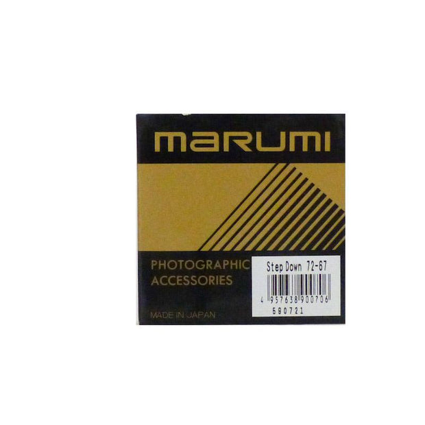 Marumi Step Down Ring 72-67mm