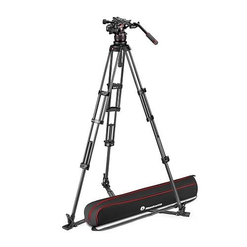 Manfrotto Nitrotech 612 & Cf Twin Gs