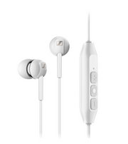Sennheiser CX 150BT White In Ear Wireless