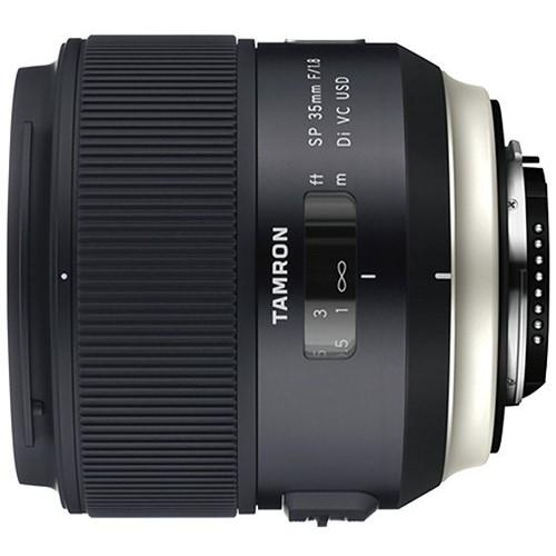 Tamron SP 35mm F1.8 Di VC USD Canon EF