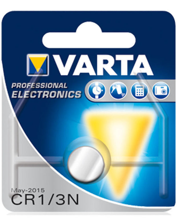 Varta CR 1/3N 3V Lithium Battery