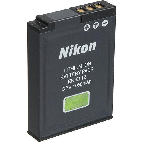 Nikon EN-EL12 Li-Ion Battery