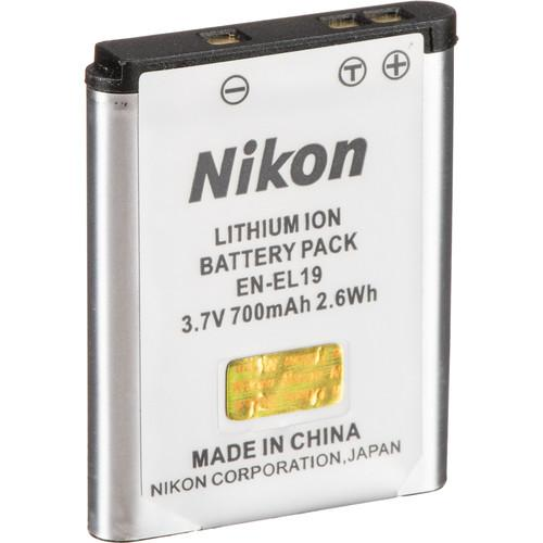 Nikon EN-EL19 Li-Ion Battery