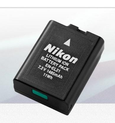Nikon EN-EL21 Li-Ion Battery